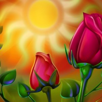 3d-rose-flower-wallpaper-1
